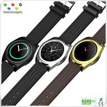 2017 New Bluetooth Support SIM Card Smart Watch sport watch For Apple iPhone Android Phone With Camera FM