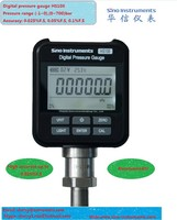 HS108 Rugged With Plastic Cover Digital Pressure Calibrator Gauge Up1000bar,1600bar,2500bar