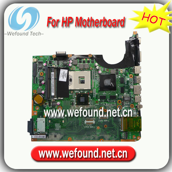 600862-001 600863-001,Laptop Motherboard for HP DV7 Series Mainboard,System Board