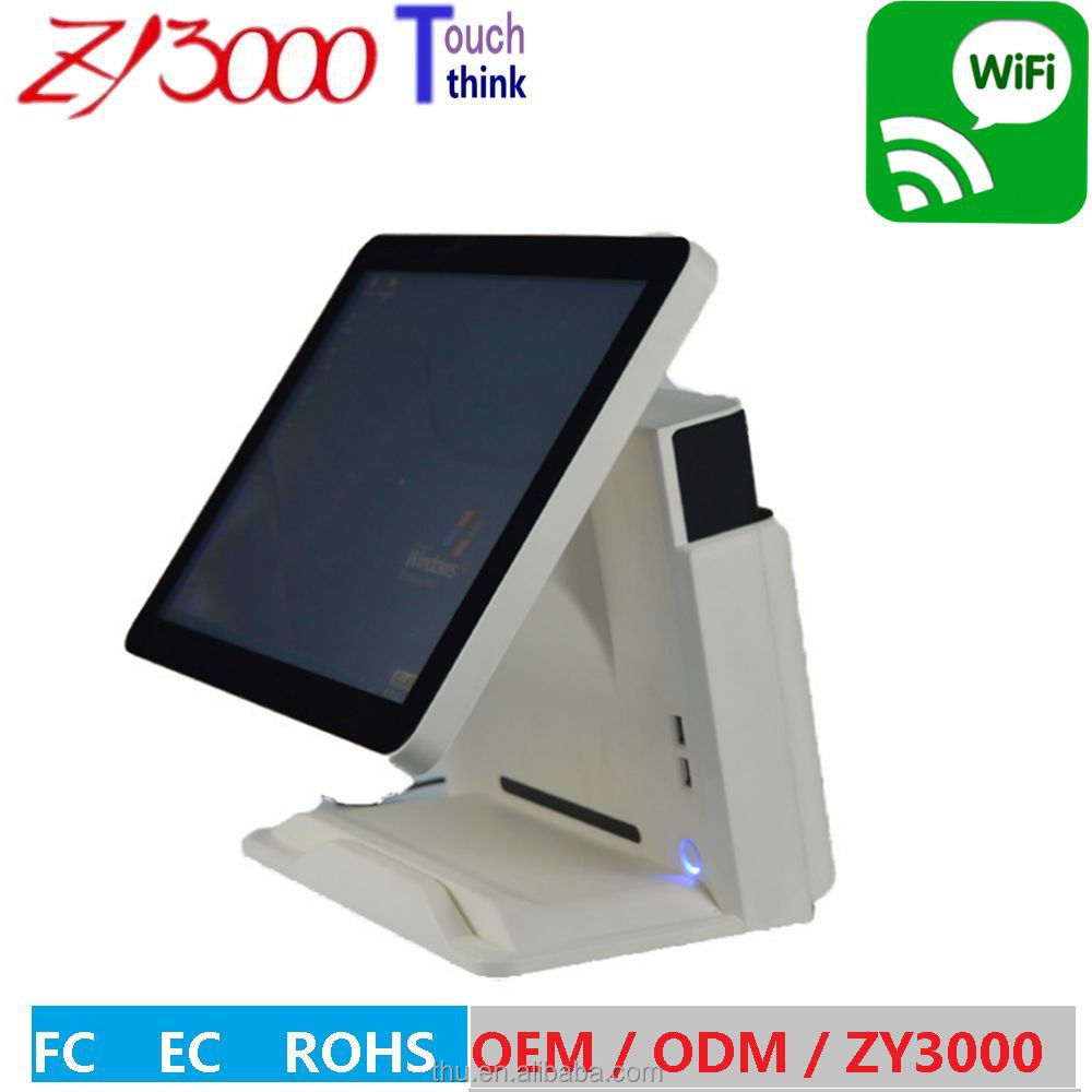"15"" capacitive handheld pos terminal / android pos /pos system all in one"