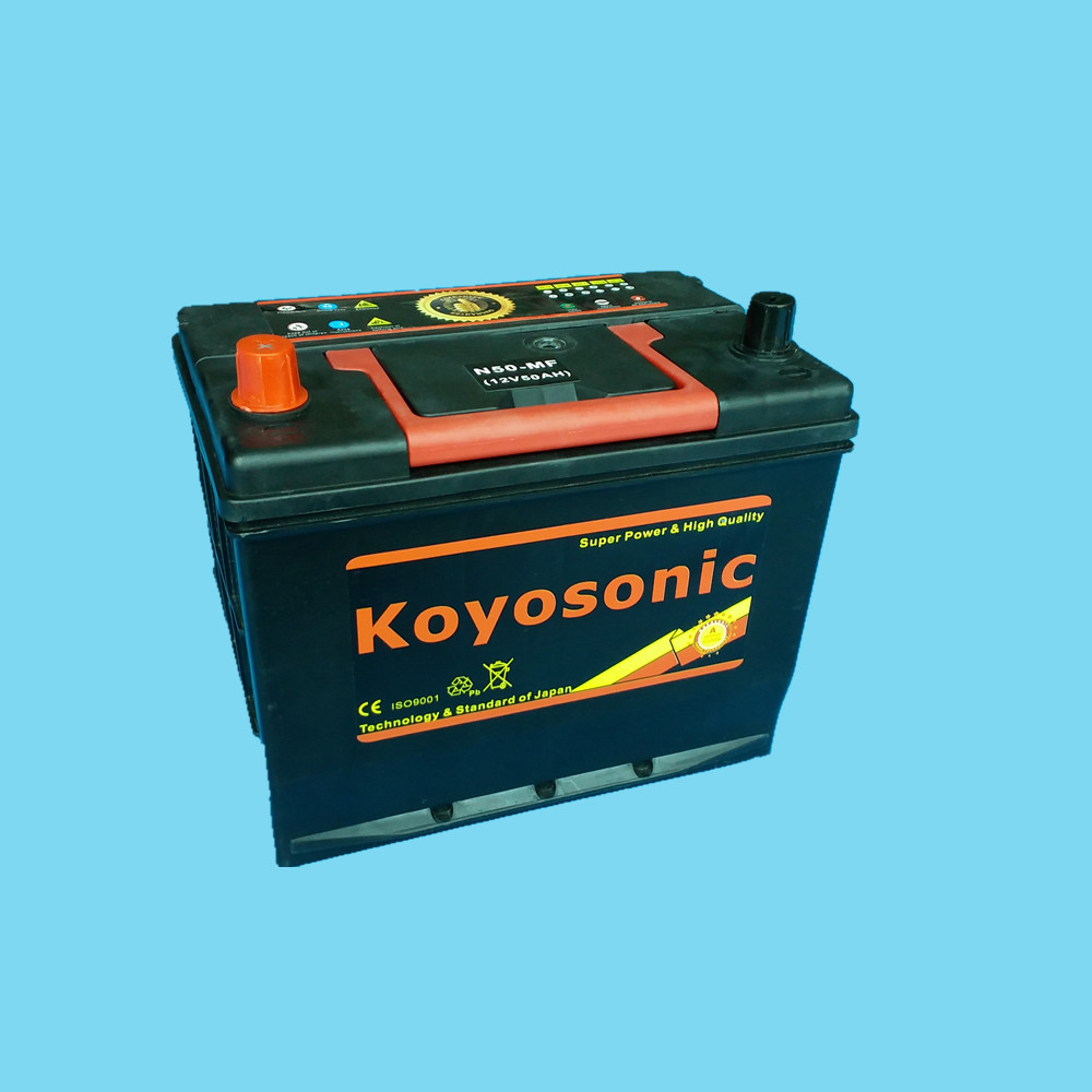 Good quality JIS DIN BCI MF 55559 Car battery Auto batteries automobile battery