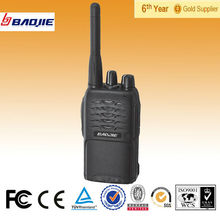 mini size two way radio BJ-V300 with most power walkie talkie residential intercom