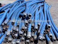 flexible high quality concrete rubber hose with good price