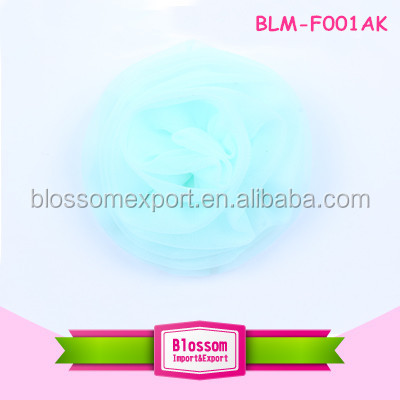 Hot sale! Wholesale pink lovely nylon daisies flower oil painting