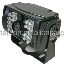 700 TVL HD Camera waterproof IP69K Heavy Duty back up camera 18 IR LED wide angle 180(D)