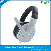 2014 wired stylish high quality computer headset with mic for computer,PS3 PS4