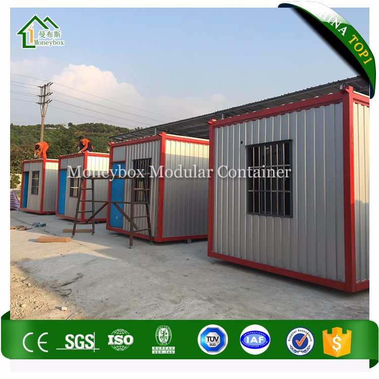 Modular portable on-site office remote onsite site office container panelized temporary site office building