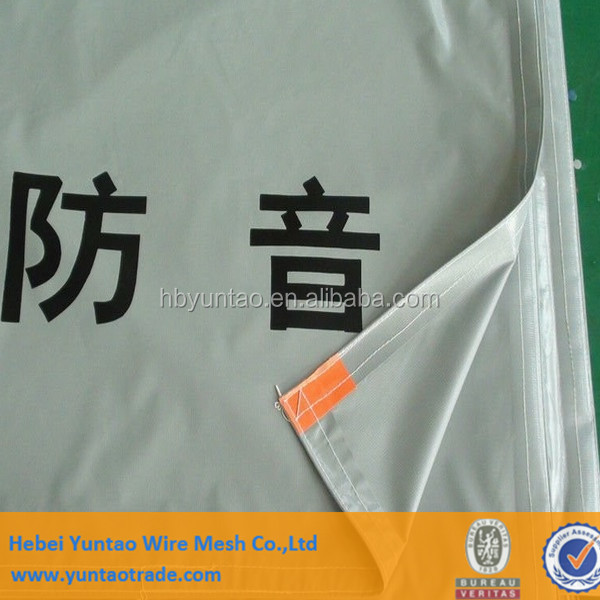 sound proof fire retardant safety nets for Japan market