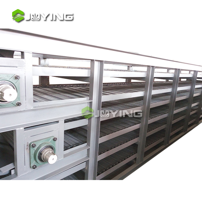 Factory price multipurpose continuous conveyor mesh belt dryer