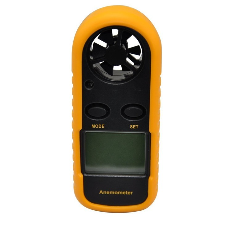 High Quality Digital Anemometer Wind Speed Gauge Thermometer GM816