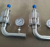 SS304 Stainless Steel Tri Clamp Pressure Relief Valve Bunging Device