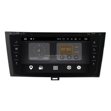 Capacitive Screen Multi-point touch Android 7.1.2 2 din car radio player wifi 3G , for jac j5 car dvd gps/