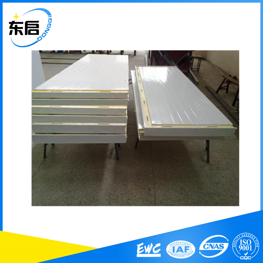 wall cold room insulation pu/polyurethane sandwich panel
