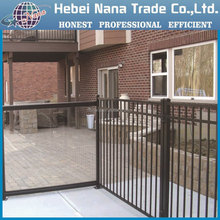 metal galvanized pipe horse fence panels, fence house