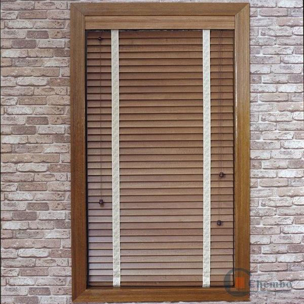 window blind pine wood slats tape for venetian blinds