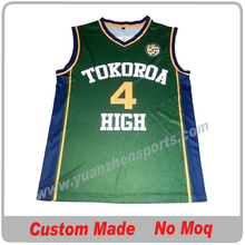 custom short sleeve basketball jerseys