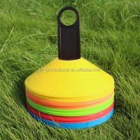 2'' soccer training cone