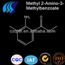 98% Light yellow liquid or brown red solid Methyl 2-Amino-3-Methylbenzoate CAS 22223-49-0 C9H11NO2