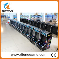 High quality 17 inch LCD 60 in 1 video coin operated machine/amusement arcade machine