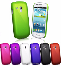 Hybrid Hard Back Case Cover For Samsung Galaxy S3 Mini I8190+ Screen Protector
