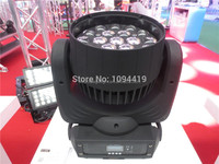 19x10w Professional LED Moving Head Fixture with Motorized Zoom