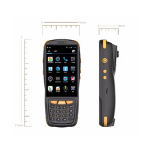 Warehouse Handheld Mobile 1D 2D barcode Android rfid Reader Scanner Rugged Industrial PDA