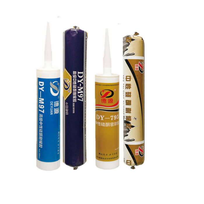mildew resistant cheap silicone sealant