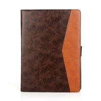 9.7 inch PU leather protective tablet case for ipad 6