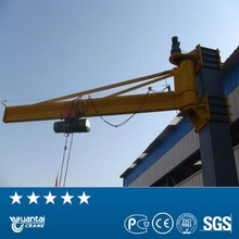2014 Hot 250kg BX Model Wall Mounted Jib Crane for Sale/camera jib cranes for sale