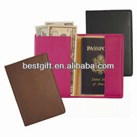 Genuine leather passport covers