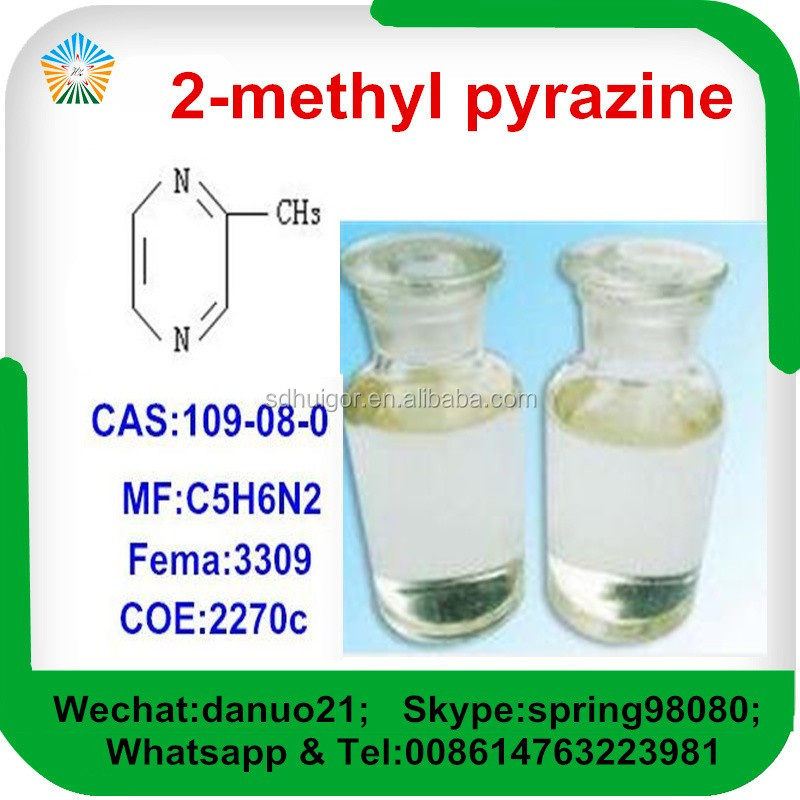2-Methyl pyrazine powder flavor potato chips and tobacco flavour