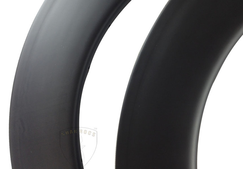 700C bicycle rims 88mm clincher 25mm width carbon racing bike rims breakless bicycle parts