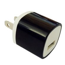 2016 hot sale cylindrical mini usb 5v 750ma 5v1a charger in USA with output 5V1A made in China