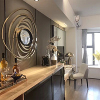 Stainless Steel Hanging Wall Mirrors Wholesale