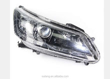 HOT SELL Auto car Headlamp and headlight for Honda Accord 2016 OE 33100/33150-T2J-Y01