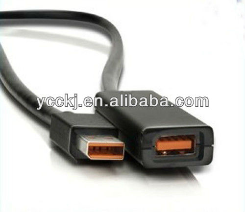 Wifi USB Extension Cable Kable For Xbox 360 Xbox360 Console Kinect