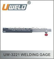 weld measure gauge UW-3221