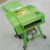 Maize straw shredder machine for feeding