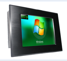 "15"" Fanless Industrial Panel PC, Rugged All in one touch screen PC, industry Touch Computer"