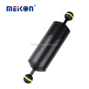 "Meikon Manufacturer Diving accessories 7'' 8'' 10'' 12"" Buoyancy Floating Ball Arm For Scuba"