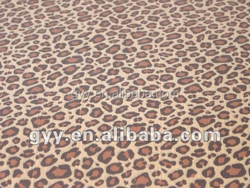 Gift wrapping paper/ tissue paper /silk paper with leopard printed