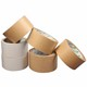 Best selling imports packing tape , custom printed kraft paper tape