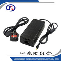 Laptop AC DC 12V 24V 36V 3A 4A 5A 6A Switching Power Adapter with Safety Standard