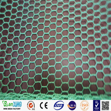 Anping Manufacturer 80*100mm Mesh Size Hexagonal Gabion Box Wire Mesh