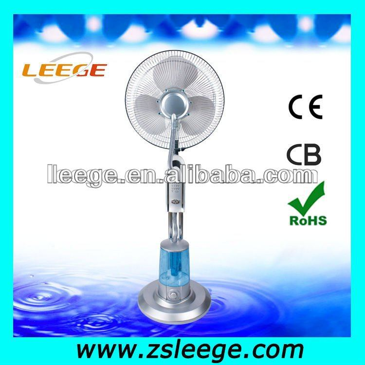 home appliance indoor water mist fan