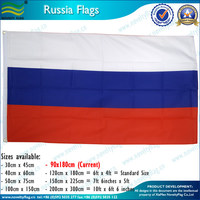 Russia Flag of China Supplier