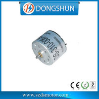 DS-310 24.4 mm 12v low rpm high voltage dc motor