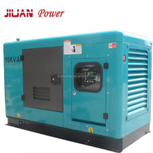Guangzhou Factory for Sale Price 8kw 10kVA Silent Electric Power Diesel generador silencioso 8kw