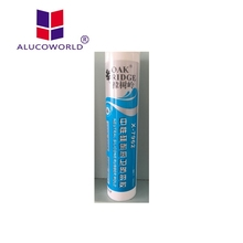 Alucoworld clear epoxy resin organic binder adhesives