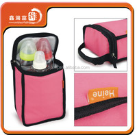 Hot sale high quality waterproof Baby bottles holder bag